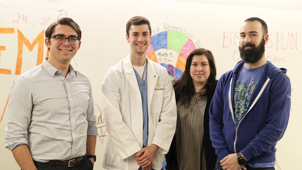 School of Medicine student, LaunchLab client wins PittStop competition for early-stage startup
