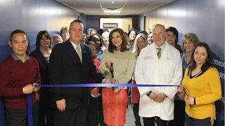 School of Nursing officially opens new Student Services Wing