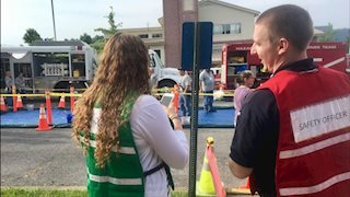 School of Public Health students participate in Operation Dawson Storm