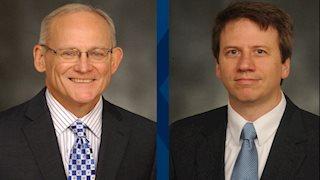 Schwinghammer retiring from WVU School of Pharmacy; Slain named new chair of clinical pharmacy