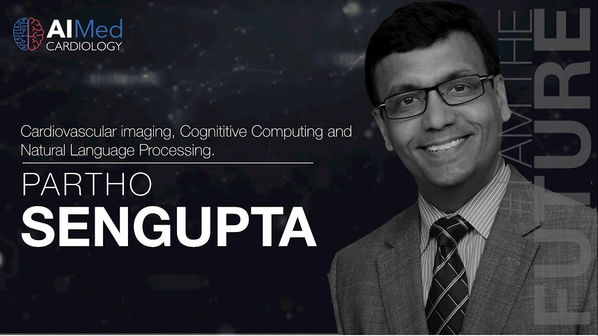 Sengupta to present at Artificial Intelligence in Medicine and Healthcare conference