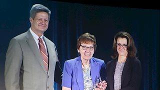 SoP alumna wins award from national association