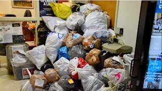 SoP students collect empty Coca-Cola products to help WVU Medicine Children's