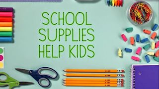 Special Education School Supply Drive