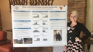 SPH students present at WVPHA Annual Conference