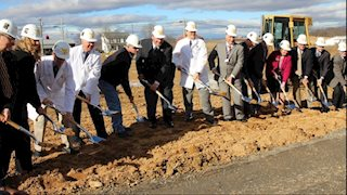 Spring Mills Medical Office Building groundbreaking held on Eastern Campus