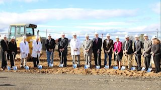 Spring Mills Medical Office Building groundbreaking held