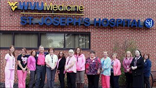 St. Joseph's Hospital recognizes Breast Cancer Awareness Month