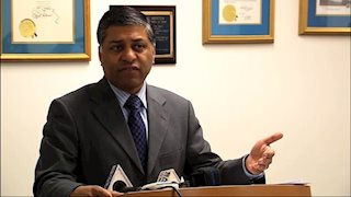 State public health commissioner and health officer Rahul Gupta to speak at Behavioral Health Grand Rounds