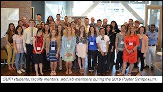 Summer Undergraduate Research Internship (SURI) program successful