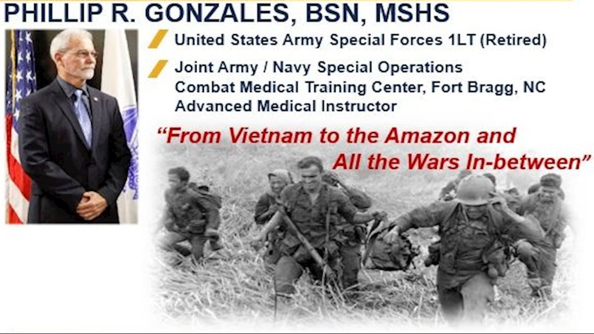 Surgery Grand Rounds – What Do Special Operations Medics Do?