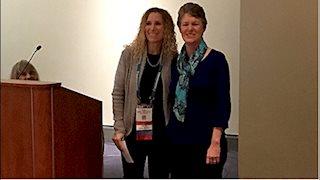 Swisher named recipient of prestigious Linda Crane Memorial Lecture Award