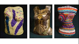 The Bodice Project: Sculptural Exhibit