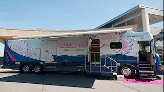The Pink Party to support Bonnie's Bus happening on Sept. 16