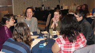 The Surgery Interest Group hosted Women In Surgery Night