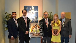 Three dentists honored by state Pierre Fauchard Academy