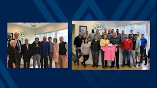 Toothman Ford donation supports WVU Medicine Children's, WVU Cancer Institute