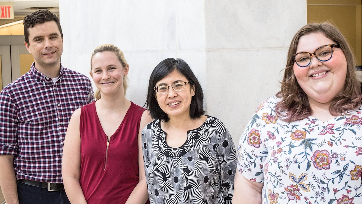 Two New Faculty Join The Department of Biochemistry