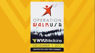 Two patients receive free hip, knee surgeries at WVU Medicine through Operation Walk USA