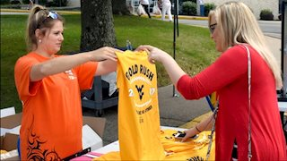 United Way Gold Rush T-shirts available for order