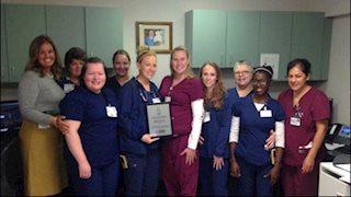 University Healthcare Berkeley Medical Center names Daisy Team Award winner