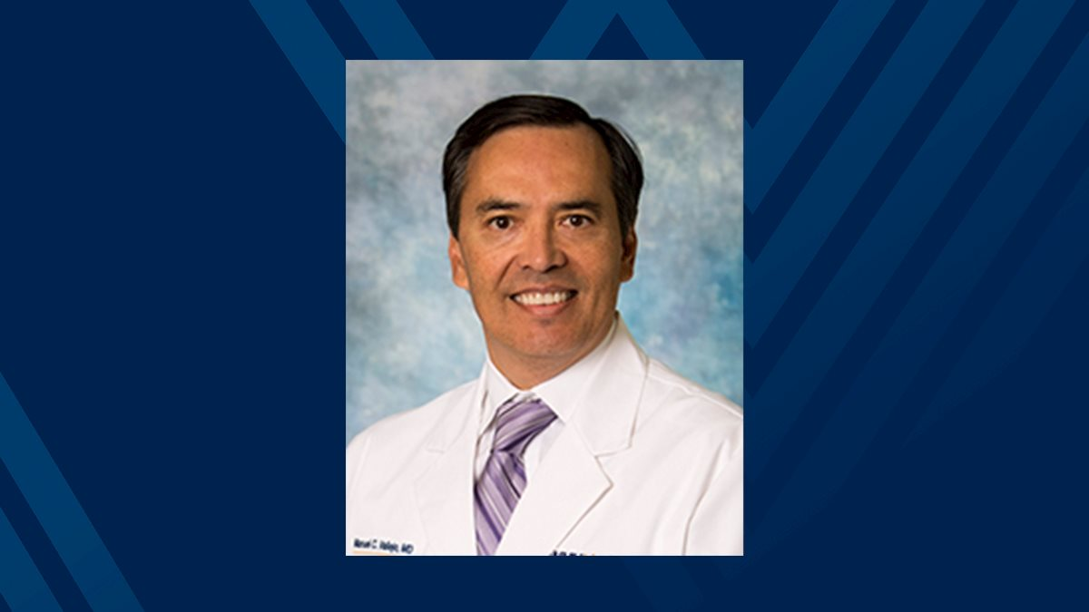 Vallejo named Distinguished Educator in Anesthesiology