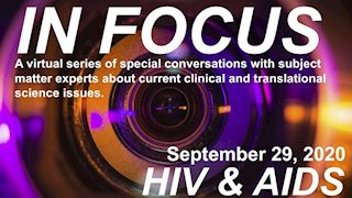 Virtual discussion on HIV and AIDS prevention and research in West Virginia to be held September 29