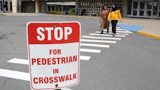 Walking event to raise pedestrian safety awareness
