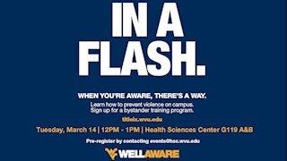 WellAware bystander training program offered at HSC