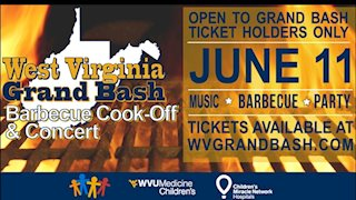 West Virginia Grand Bash announces new barbecue cook off and concert