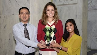 West Virginia Rural Health Association names Outstanding Rural Health Students of the Year award