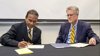 West Virginia State University and WVU School of Medicine partner to offer pre-medical track program