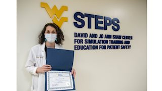 WV STEPS announces recipient of the David H. Wilks Memorial Award for Excellence in Simulation