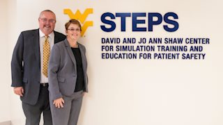WV STEPS simulation center dedication ceremony celebrates expansion, honors donors