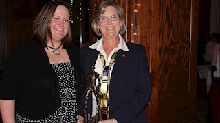 WVU alumna recognized for outstanding contributions to nursing