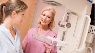 WVU Cancer Institute and Berkeley, Jefferson Medical Centers offer mammography clinics