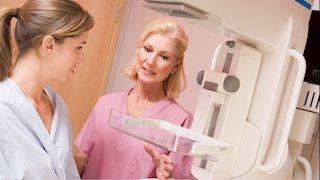 WVU Cancer Institute, Berkeley and Jefferson Medical Centers offer mammography clinics