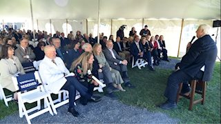 WVU Cancer Institute holds dedication for redesigned facility