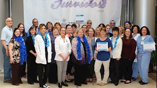 WVU Cancer Institute Recognizes Clinical Trials Awareness Month