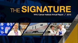 WVU Cancer Institute releases first edition of The Signature