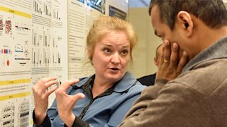 WVU Cancer Institute well-represented at Van Liere, five winners in poster presentation