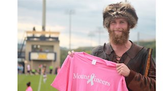 "WVU Cancer Institute, WVU Medicine and WVU Athletics plan ""Pink"" Events in October"