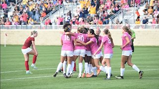 WVU Cancer Institute, WVU Medicine, and WVU Athletics plan pink events in October