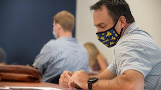 WVU, CDC report mask observation results for week five in the midst of COVID-19 resurgence