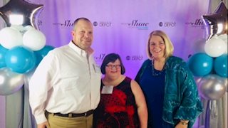 "WVU Charleston Faculty and Staff Join in the ""Night to Shine"""
