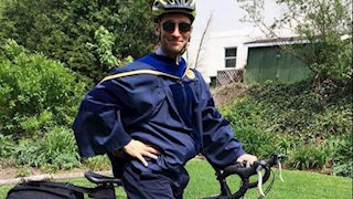 WVU cycling advocate to speak at road safety conference
