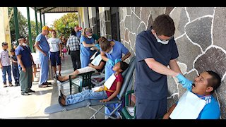 WVU Dentistry provides care in Guatemala
