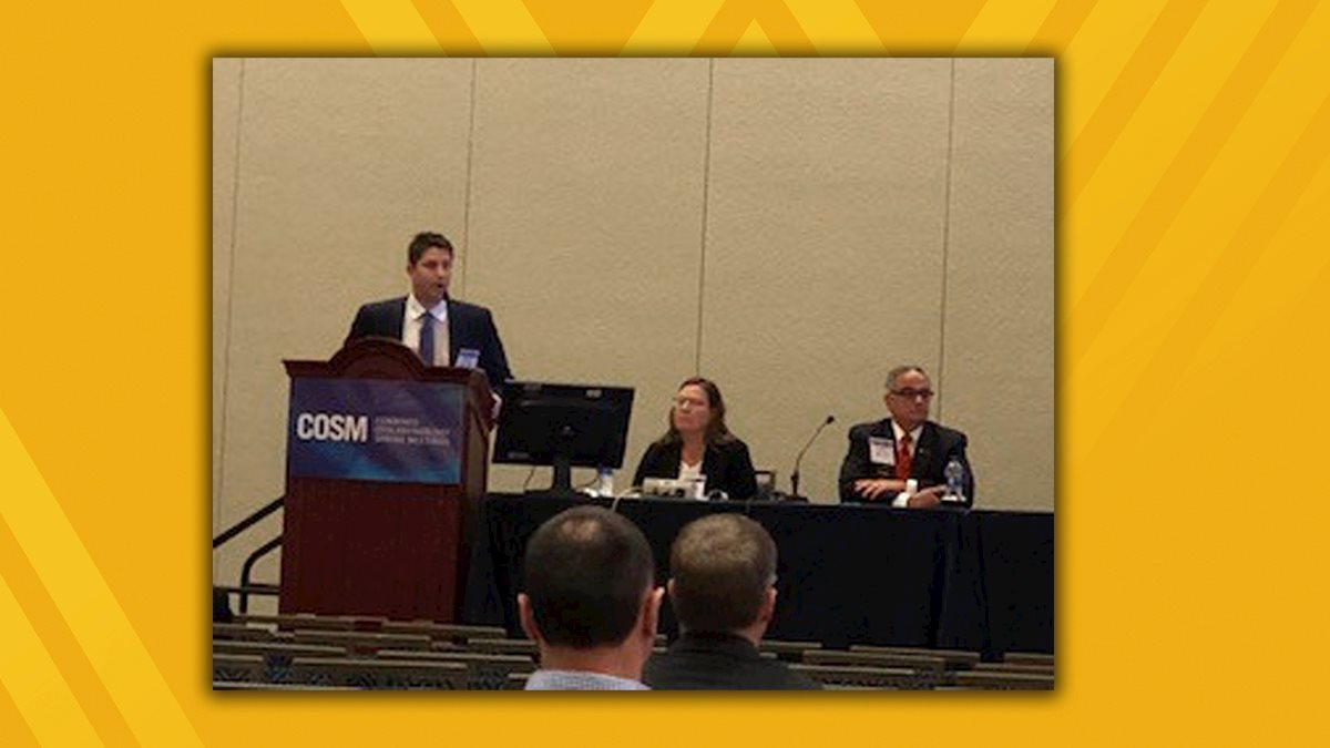 WVU Department of Otolaryngology Attends COSM Conference