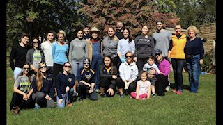 WVU Division of Physical Therapy participates  in PT Day of Service