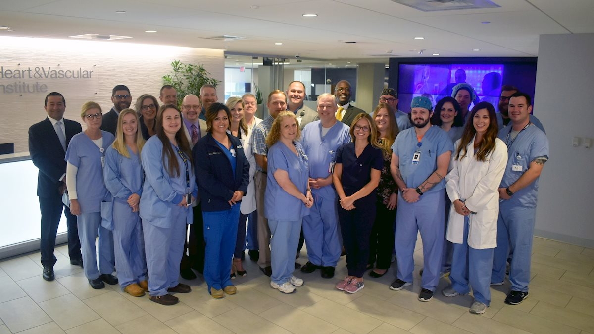 WVU Heart and Vascular Institute receives national ECMO recognition